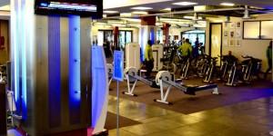 cardio area gym