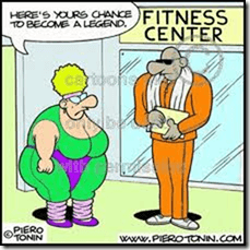 Personal training and weight loss Cape Town